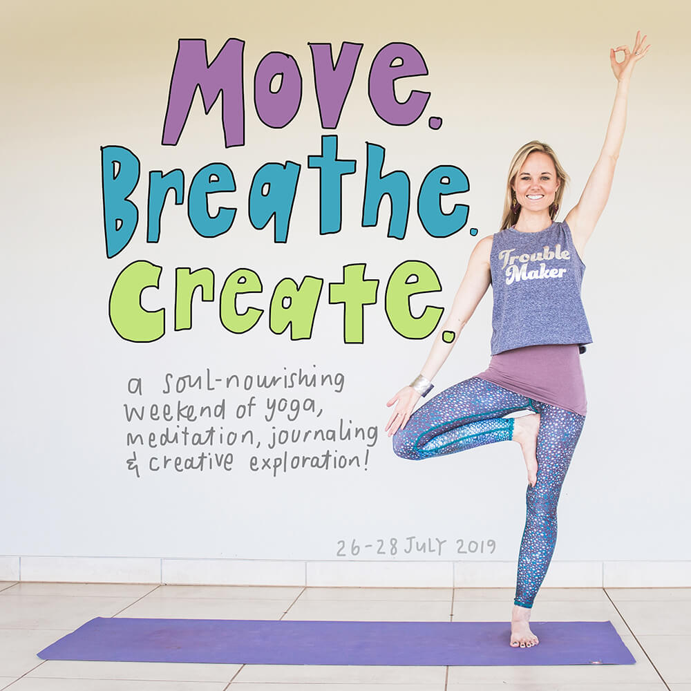 Summer Weekend Yoga Retreat Uk Move Breathe Create Che Dyer